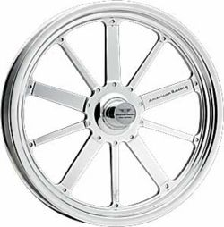 American Racing Pro Series Polished Qualifier 481F Series