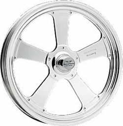 American Racing Pro Series Polished TrakStar 480F Series