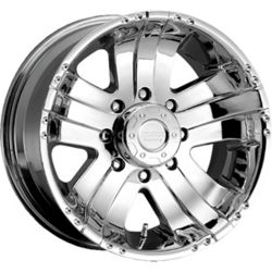 American Racing Wolverine 645 Series Chrome