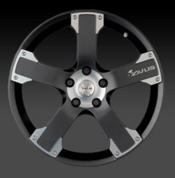 Avus Wheels Alloy AC-502