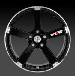 Avus Wheels Alloy T1R