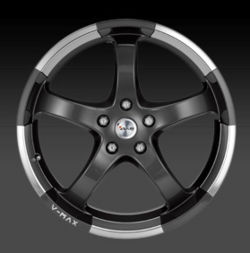 Avus Wheels Alloy V-Max