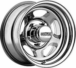 Cragar 441 Series Chrome