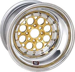 Weld Racing Magnum Import Drag Wheels