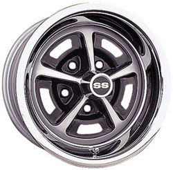 Wheel Vintiques 50 Series SS 396
