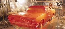 Como pintar un coche en casa