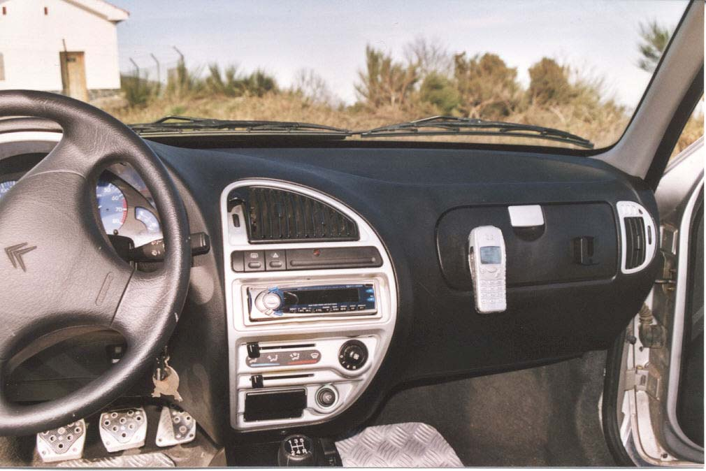 Pintar interiores del coche for Pinturas plasticas para interiores