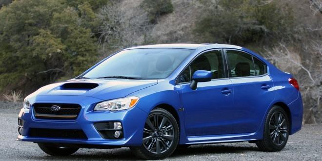 Nueva generación del icónico Subaru WRX STI con sus 309 caballos