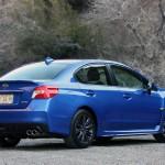 Subaru WRX 2015 lateral derecho