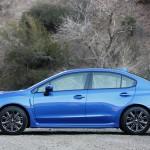 Subaru WRX 2015 lateral izquierdo