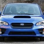Subaru WRX 2015 delante
