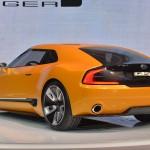 Kia GT4 Stinger atrás