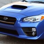 Subaru WRX 2015 detalle