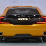 Kia GT4 Stinger atrás 3
