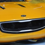 Kia GT4 Stinger delante 4