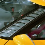 Kia GT4 Stinger interior