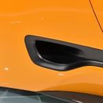 Kia GT4 Stinger toma de aire