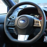 Subaru WRX 2015 volante