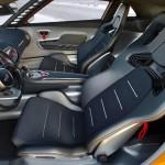 Kia GT4 Stinger interior 2