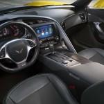 Chevrolet Corvette Z 06 interior