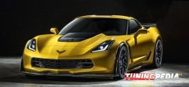 Los 600 caballos de Chevrolet galapando en su nuevo Corvette Z06