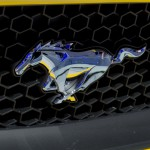 Ford Mustang 2015 logo