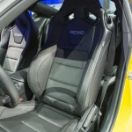 Ford Mustang 2015 asiento