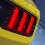 Ford Mustang 2015 faro trasero