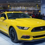 Ford Mustang 2015 angulo