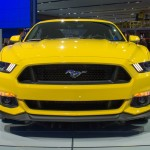 Ford Mustang 2015 base