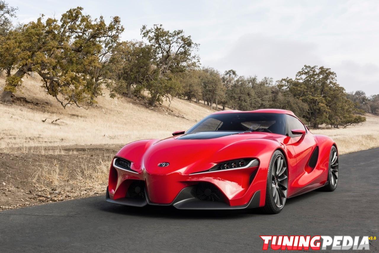 Toyota FT-1 concepto