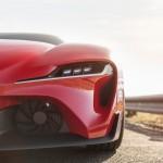 Toyota FT-1 concepto detalle