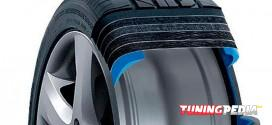 Los neumáticos, tipos y composición